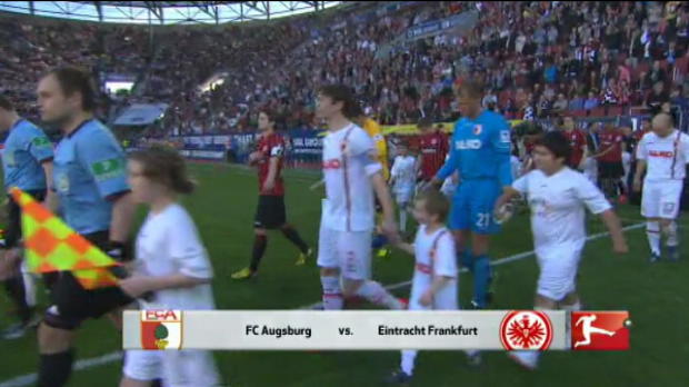 Bundesliga - 29�me journ�e, Augsbourg et Stuggart assurent
