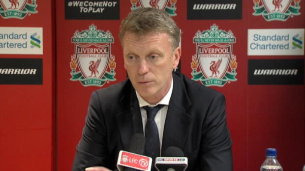 P.League - 36�me journ�e, Moyes : 'Le but �tait valable'