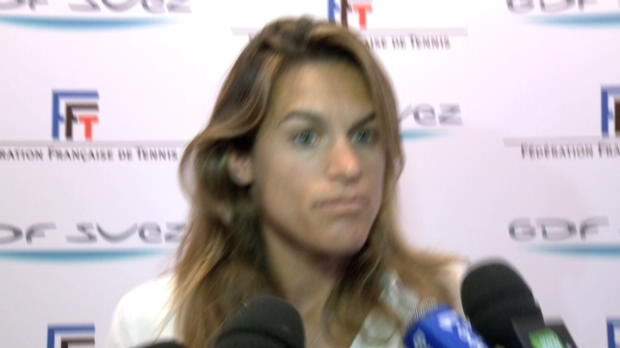 NEWS - Fed Cup - Mauresmo - ?Incompatible avec Bartoli? 