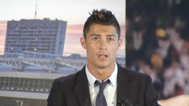Foot Transfert, Mercato Liga - Real Madrid, C. Ronaldo : 'Ce n'�tait pas une question d'argent'