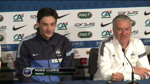 Bleus - Lloris - 'Un tout autre adversaire'