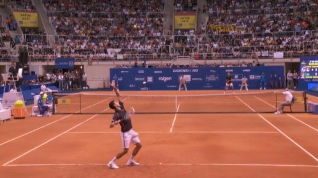 NEWS - Une rencontre d'anthologie entre Djokovic et Kuerten