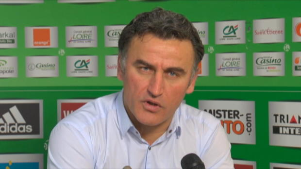 ASSE : ASSE - Galtier refait le derby