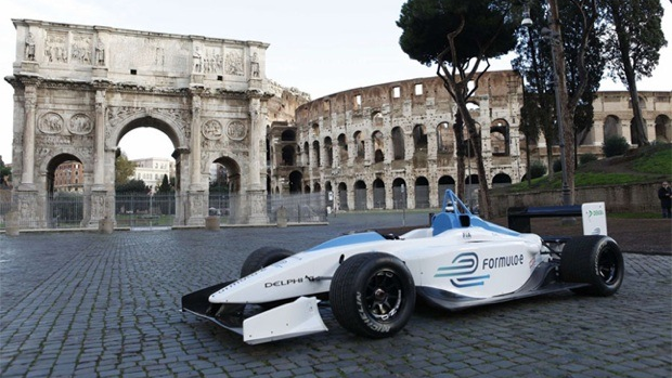 Formula E: LA welcomes electric racing series