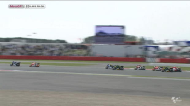 Lorenzo ends Marquez's winning run