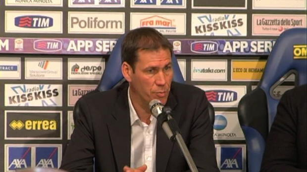 Serie A - AS Roma, Garcia 'satisfait' du nul