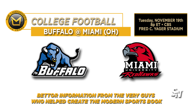 Buffalo @ Miami (OH)