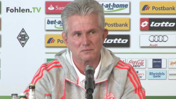 34e journe - Heynckes : 