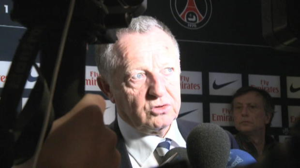 OL : OL - Aulas : 'Toujours des regrets'