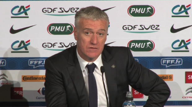 Bleus - Deschamps : 'On a encore des points  remporter'