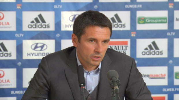 OL : OL - Garde : 'J'aime le football offensif'