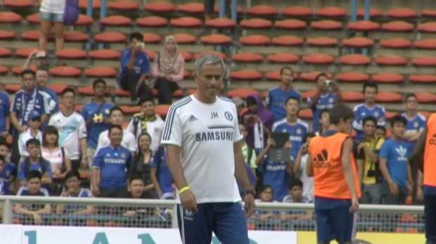 Foot Transfert, Mercato P.League - Chelsea, Le dernier coup de crasse de Mourinho