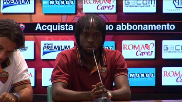 Foot Transfert, Mercato Serie A - AS Roma, Gervinho r�pond � Wenger