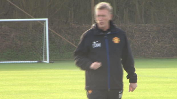 Moyes takes responsibility for poor form