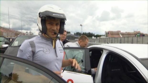 Paffett will Sieg auf dem Nürburgring