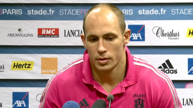 Top 14 - 11e j. : Parisse attendait une r�action