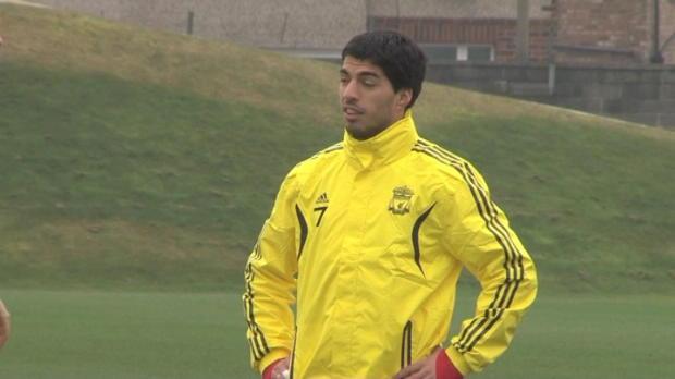 Foot Transfert, Mercato P.League - Liverpool, Rodgers : 'Suarez fait partie int�grante de l'�quipe'