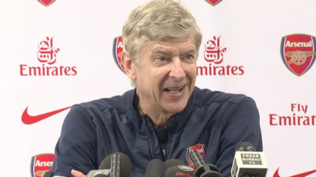 Foot Transfert, Mercato P.League - Arsenal, Wenger voudrait rester � jamais