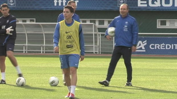 Bleus - Nasri, une seconde chance