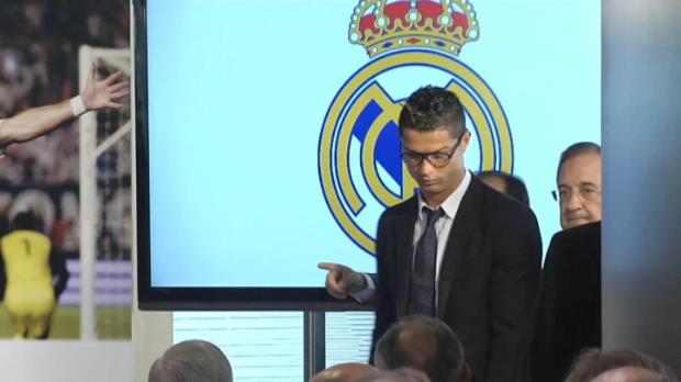 Foot Transfert, Mercato Liga - Real Madrid, Le futur de Ronaldo s'�crit � Bernabeu