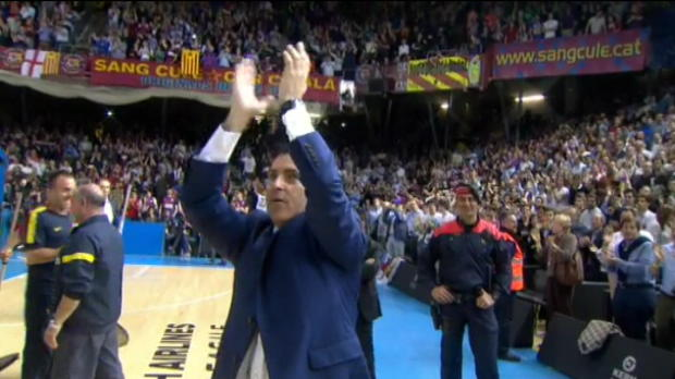 Vid�o - Euroligue - Barcelone se qualifie pour le Final Four