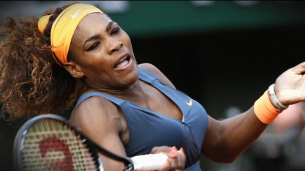 Vid�o - Roland-Garros - Serena met fin au r�ve de Garcia