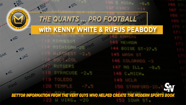 The Quants' Week 8 NFL picks