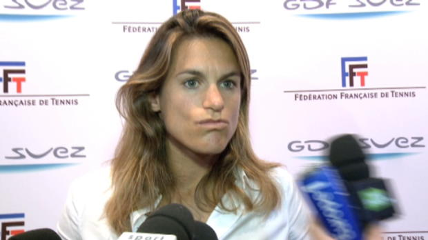 NEWS - Fed Cup - Mauresmo - ?On ne va rien l�cher?