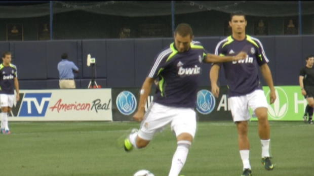 Foot Transfert, Mercato Transferts - Arsenal vise Benzema et Di Maria