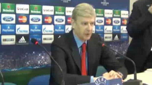 LDC - Groupe F : Arsenal, Wenger esp�re un tirage plus cl�ment