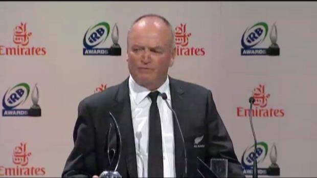IRB Awards - Henry ist Trainer des Jahres