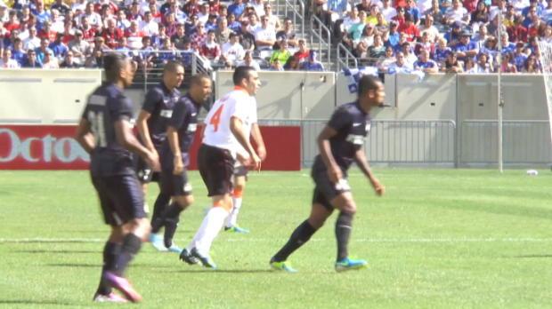 Foot Transfert, Mercato Liga - Valence CF, Rami file � l'AC Milan