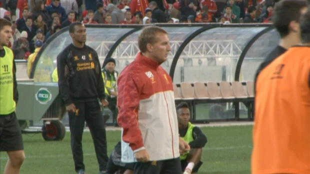 Suarez can become Liverpool great - Rodgers