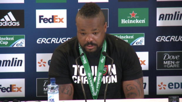 H-Cup, finale - Bastareaud pense  la suite