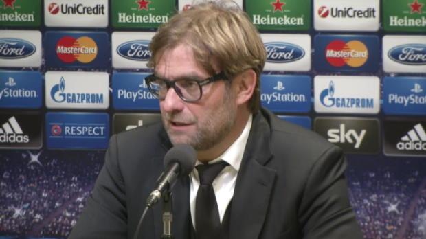 LDC - Groupe F : Borussia Dortmund, Klopp : 'Marseille va faire de son mieux'