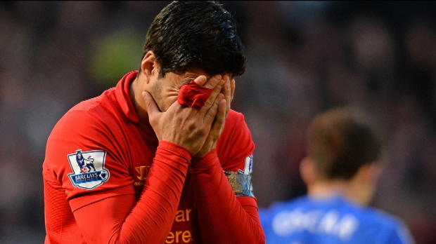 Liverpool - Suarez ne fera pas appel