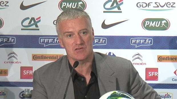 Bleus - Deschamps - 'Payet, plus comptiteur'