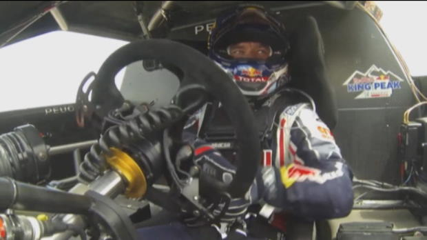 Loeb is King of the Peak