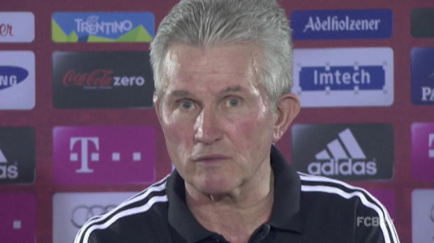 Bundesliga - 27�me journ�e, Heynckes veut plier l'affaire