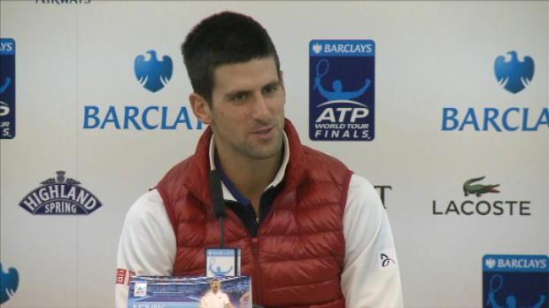 NEWS - Masters - Le classement veut tout dire pour Djokovic