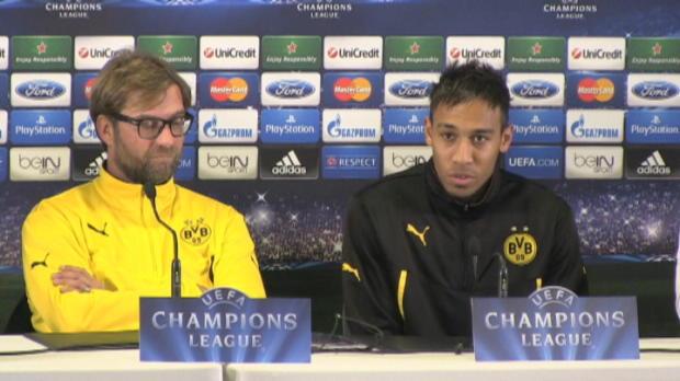 LDC - Groupe F : Borussia Dortmund, Aubameyang : 'Je regarde toujours la Ligue 1'