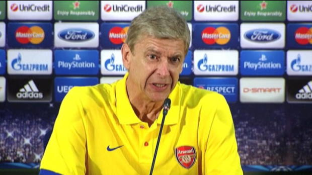Foot Transfert, Mercato P.League - Arsenal, Wenger tente de rassurer les fans