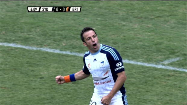 A-League - Top 3 buts