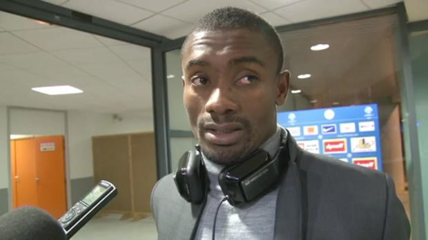 L1 : LOSC - Kalou : 'Privs de ballons'