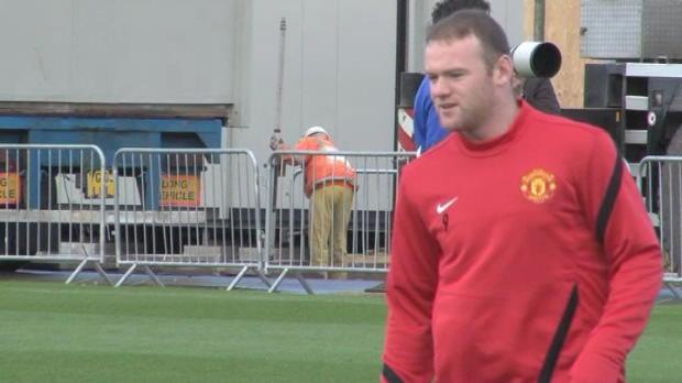 Foot Transfert, Mercato P.League - Man Utd, Pour Moyes, Rooney n'est pas � vendre