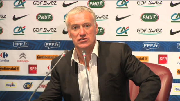 Bleus - Ribry au repos, 'plus sage' pour Deschamps