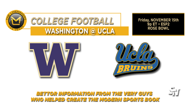 Washington @ UCLA