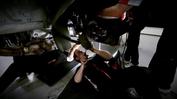 Porsche's 911 GT1-98 remembered