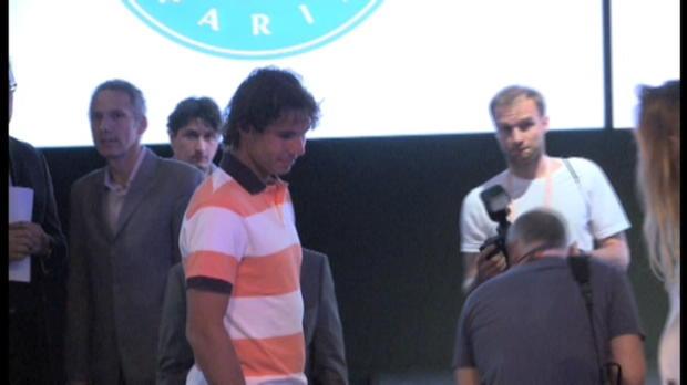 NEWS - Retour - Nadal vise d�j� RG
