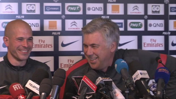PSG - Carlo et la blague du barbecue